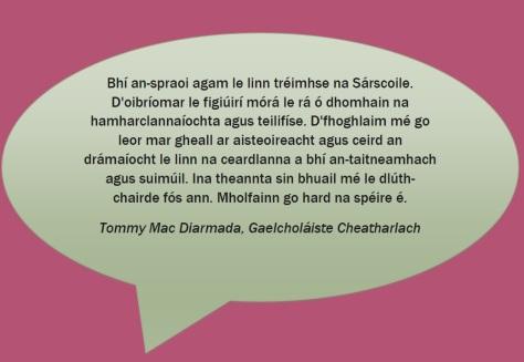 Tommy Mac Diarmada